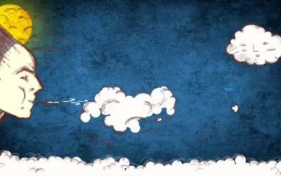 Clouds Animation Video